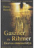 Gaszner és Rihmer főorvos elmeosztálya - Havas Henrik