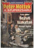 Bejrúti tűzkatlan - Hebel, Peter