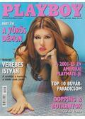 Playboy 2001. július - Hefner, Hugh M., Pósa Árpád