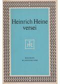 Heinrich Heine versei - Heine, Heinrich