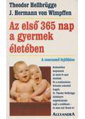 Az első 365 nap a gyermek életében - Hellbrügge, Theodor, Wimpffen, J. Hermann Von