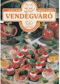 99 vendégváró 33 színes ételfotóval - Hemző Károly, Lajos Mari