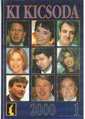Ki kicsoda 2000 1-2. kötet - Hermann Péter