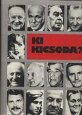 Ki kicsoda? - Hermann Péter