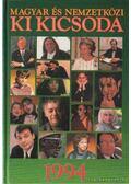 Magyar és nemzetközi ki kicsoda 1994 - Hermann Péter