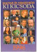 Magyar és nemzetközi ki kicsoda 1996 - Hermann Péter