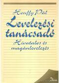 Levelezési tanácsadó - Honffy Pál