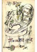 Tizenkét szék - Ilja Ilf ,  Jevgenyij Petrov