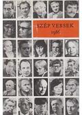 Szép versek 1986 - Ilia Mihály