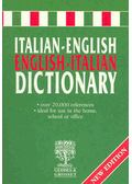 Italian-English English-Italian Dictionary
