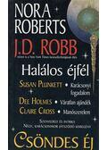 Csöndes éj - J.D. Robb, Plunkett, Susan, Holmes, Dee, Cross, Claire