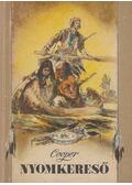 Nyomkereső - J. F. Cooper