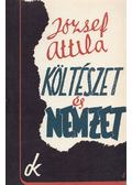 Költészet és nemzet - József Attila