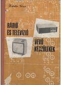 Rádió és televízió vevőkészülékek 1972-1975 - Kádár Géza