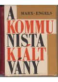 A kommunista kiáltvány (mini) - Karl Marx, Friedrich Engels