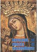 Katolikus Kincses Kalendárium 1991.