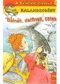Bálnák, delfinek, cetek - Moore, Eva