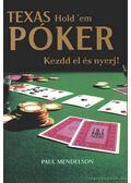 Texas Hold'em Póker - Mendelson, Paul