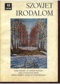 Szovjet irodalom 1976/12 - Király István, Dangulov, Szavva