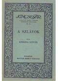 A szlávok - Kniezsa István