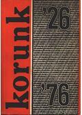 Korunk 1926-1976