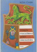 Veres mezőben zöld oroszlán - Kósa Csaba