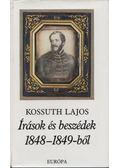 Írások és beszédek 1848-1849-ből - Kossuth Lajos