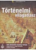 Történelmi világatlasz - Kovács Péter (szerk.), Szigeti Borbála (szerk.)
