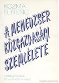 A menedzser közgazdasági szemlélete - Kozma Ferenc