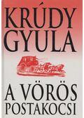 A vörös postakocsi - Krúdy Gyula