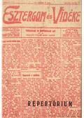Esztergom és vidéke 1918. október 6 - 1919. május 18. - Kulcsár Istvánné