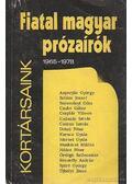 Fiatal magyar prózaírók 1965-1978 - Kulin Ferenc