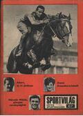 Sportvilág 67. - Kutas István, Lakatos György, Peterdi Pál