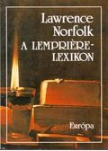 A Lempriere-lexikon - Lawrence Norfolk