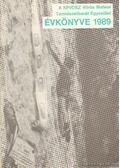 A KPVDSZ Vörös Meteor Természetbarát Egyesület Évkönyve 1989. - Lugosi Zoltán (szerk.), Horváth Győző