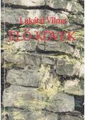 Élő kövek - Lukátsi Vilma