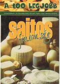 A 100 legjobb sajtos finomság - Lurz Gerda