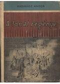 A fonal regénye - Madarász Andor