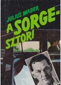 A Sorge-sztori - Mader,Julius