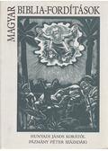 Magyar Biblia-fordítások