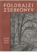 Földrajzi zsebkönyv - Magyar Földrajzi Társaság