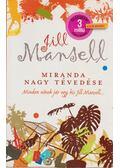 Miranda nagy tévedése - Mansell, Joanna