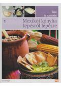 Mexikói konyha lépésről lépésre - Mas, Teresa, Gandara, Inés, María José Gómez, Esteve, Jorge, Cuesta, Pepe