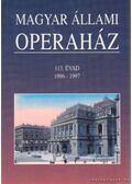 Magyar Állami Operaház 113. évad 1996-1997 - Mátyus Zsuzsa