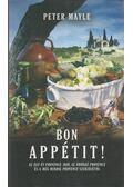 Bon Appétit! - Mayle, Peter