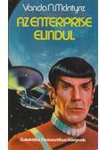 Az Enterprise elindul - McIntyre, Vonda M.