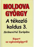 A tékozló koldus 3. - Járókerettel Európába - Moldova György