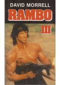 Rambo III - Morell, David