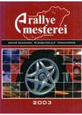 A rallye mesterei - Murányi Ottó