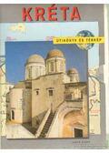 Kréta útikönyv és térkép - Nick Hanna